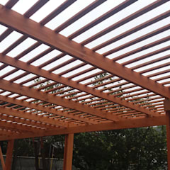 Terrace by ARQUITECTURA E INGENIERIA PUNTAL LIMITADA