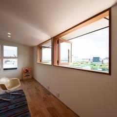 در و پنجره by STaD(株式会社鈴木貴博建築設計事務所)