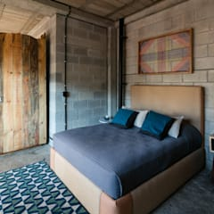 Bedroom by MORADA CUATRO,