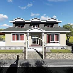 alfa mimarlık – İsmail SÖNMEZ:  tarz Evler