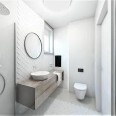 Nowoczesna łazienkaprojektowanie Wnętrz Pomysły Zdjęciahomify