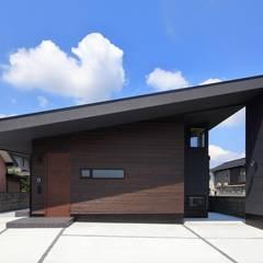 THM House: artect design - アルテクト デザインが手掛けた家です。