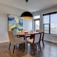 354 Sherwood Blvd: modern Dining room by Sonata Design