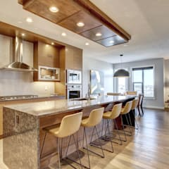 354 Sherwood Blvd:  Kitchen by Sonata Design