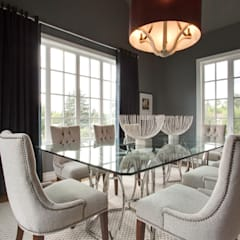 12 Tommy Prince Road SW: modern Dining room by Sonata Design