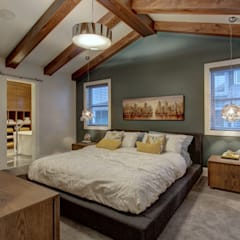61 Paintbrush Park:  Bedroom by Sonata Design