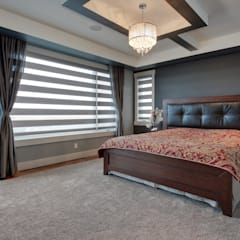 Private Residence:  Bedroom by Sonata Design,