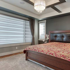 Private Residence:  Bedroom by Sonata Design