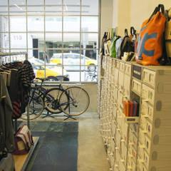 美式單車品牌 . 服飾店Nabiis :  博物館 by 光島室內設計