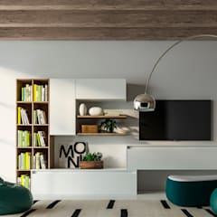 Living room by Atra Cucine