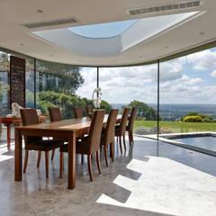 Internal photo:  Dining room by Trombe Ltd
