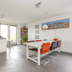 غرفة السفرة تنفيذ Brand BBA I BBA Architecten