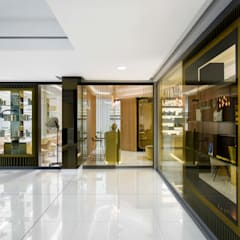 Lume:  Corridor & hallway by ARRCC