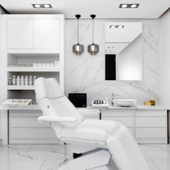 Lume: eclectic Spa by ARRCC