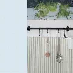 Wandgestaltung mit VESELY! ceramics 3d collection Ausgefallene Gastronomie von VESELY Fassadenagentur Ausgefallen