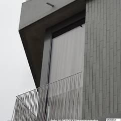 Projekt LA ROCH Ausgefallene Bürogebäude von VESELY Fassadenagentur Ausgefallen Fliesen