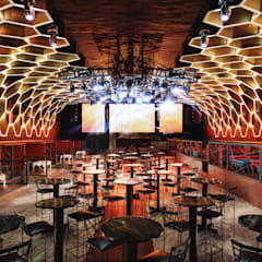 Bars & clubs by TAMEN arquitectura