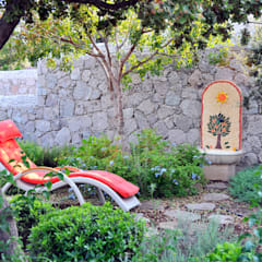 Śródziemnomorski ogród od homify Śródziemnomorski