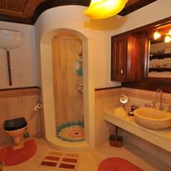 badezimmer mediteran, mediterrane badezimmer einrichtungsideen und bilder | homify, Design ideen