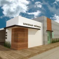 Projekty,  Kliniki zaprojektowane przez DLR ARQUITECTURA/ DLR DISEÑO EN MADERA