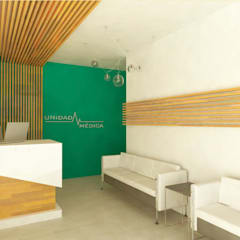 Clinics by DLR ARQUITECTURA/ DLR DISEÑO EN MADERA