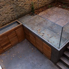Extension & House Renovation SW18 - London:  Houses by Diamond Constructions Ltd