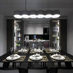 غرفة السفرة تنفيذ 大荷室內裝修設計工程有限公司