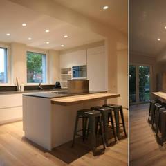 Modern kitchen by Studio Maggiore Architettura Modern