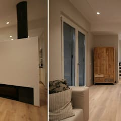 Modern living room by Studio Maggiore Architettura Modern