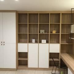 系統展示空間設計規劃:  嬰兒房/兒童房 by 延伸建築 室內設計 EXTENSION DESIGN STUDIO