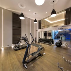 Gym by KSR Architects