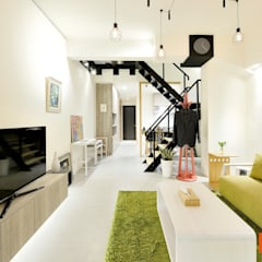 Living room by Unicorn Design