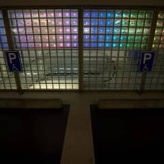 Palacios de congresos de estilo  por INsides lichtontwerp