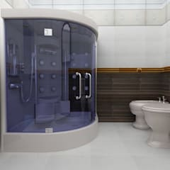 Phòng tắm by الرواد العرب