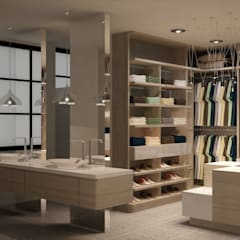 سرویس بهداشتی by santiago dussan architecture & Interior design
