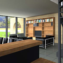 NOM villa's   Twee Typen:  Huizen door De E-novatiewinkel