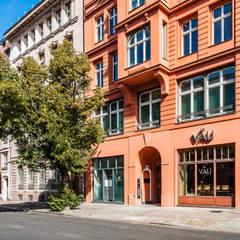 In City Immobilien AG, Jägerstr. 54-55:  Gastronomie von Philip Gunkel Photographie