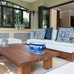 Home in Athol:  Patios by Tru Interiors