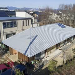 MY-house: m・style 一級建築士事務所が手掛けた家です。,モダン 木 木目調