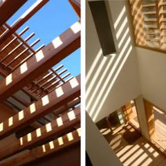 La lumière, un élément d'architecture...: Fenêtres de style  par Solari et associés