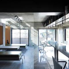 CLASS: 松島潤平建築設計事務所 / JP architectsが手掛けた書斎です。