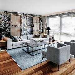 Escapefromsofa – Khalkedon House:  tarz Oturma Odası
