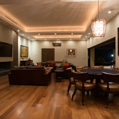 : Salas de estilo  por TAMEN arquitectura,