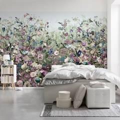 Fototapete Vliestapete Botanica: modern  von K&L Wall Art,Modern Papier