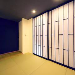 寛ぎの和室: TERAJIMA ARCHITECTSが手掛けた和室です。