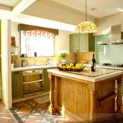 مطبخ تنفيذ iDiD點一點設計
