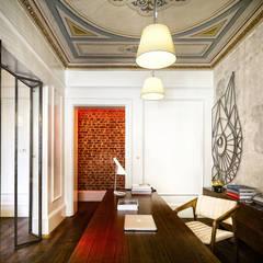 Escapefromsofa – 67/2 OFFICE:  tarz Ofis Alanları