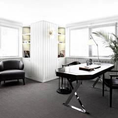 Escapefromsofa – 73 // ISTANBUL OFFICES:  tarz Ofis Alanları