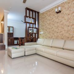 Living Room Interior Design Bangalore: Living Room By Design Arc Interiors