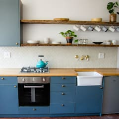 eclectic Kitchen by homify